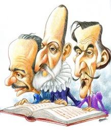 Arguedas,Cervantes,Garcilaso